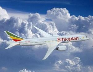 Ethiopian Boeing 787