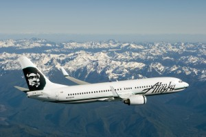 Alaska Air Boeing 737-800