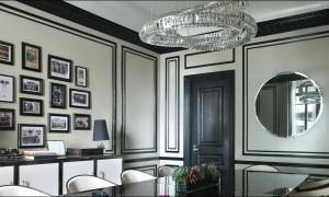Dining room of St. Regis Bentely Suite