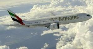 Emirates Boeing 777-200 LR