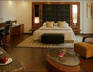 Business Class room at Radisson Blu Plaza Delhi