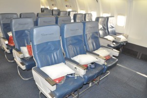 Delta's Economy Comfort section on the 767-300ER