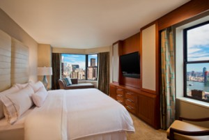 Presidential suite at Westin New York Grand Central