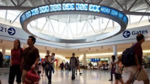 Terminal 5 at JFK