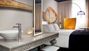Room at Andaz Amsterdam Prinsengracht