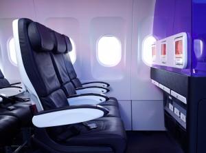Virgin America Main Cabin Select Seats