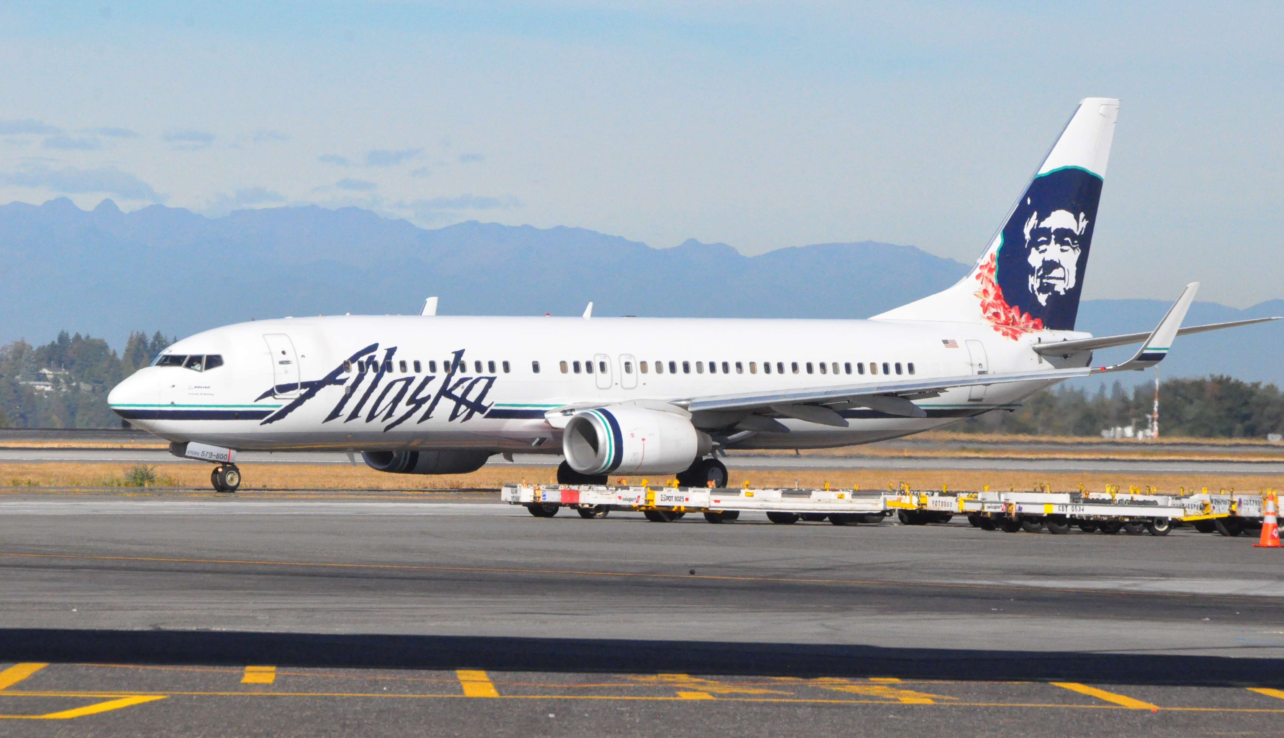 8 Shots Photography Alaska Airlines To Offer Double