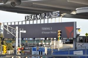 Delta Terminal 3 at JFK