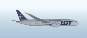 LOT Polish Airline's Dreamliner