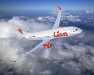 A Lion Air Boeing 737