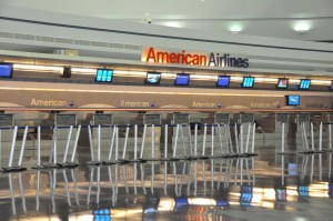 American Airlines Terminal 8 at JFK