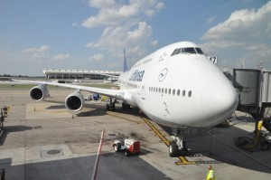 Boeing 747-8 Intercontinental: Top 2012 Story