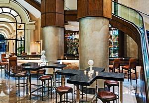 JW Marriott New Orleans Lobby Bar