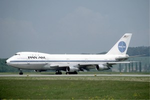 Pan Am Boeing 747-100