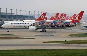 Turkish Airways Boeing 777-300ER Aircraft