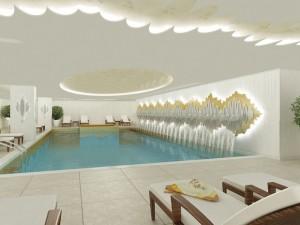 Wyndham Istanbul pool