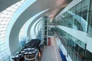 Concourse A, Dubai International Airport