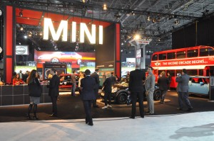 Mini is one brand offered by Zipcars