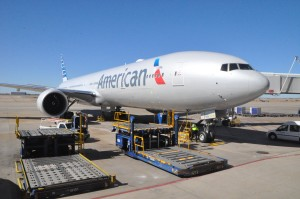 American Airlines is a member of the oneworld alliance