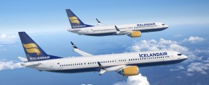 Boeing 737 8 and 9 in Icelandair livery
