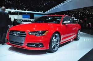 Audi S6 in Detroit