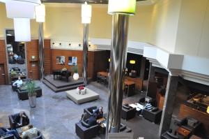 Lobby, Grand Westin Frankfurt