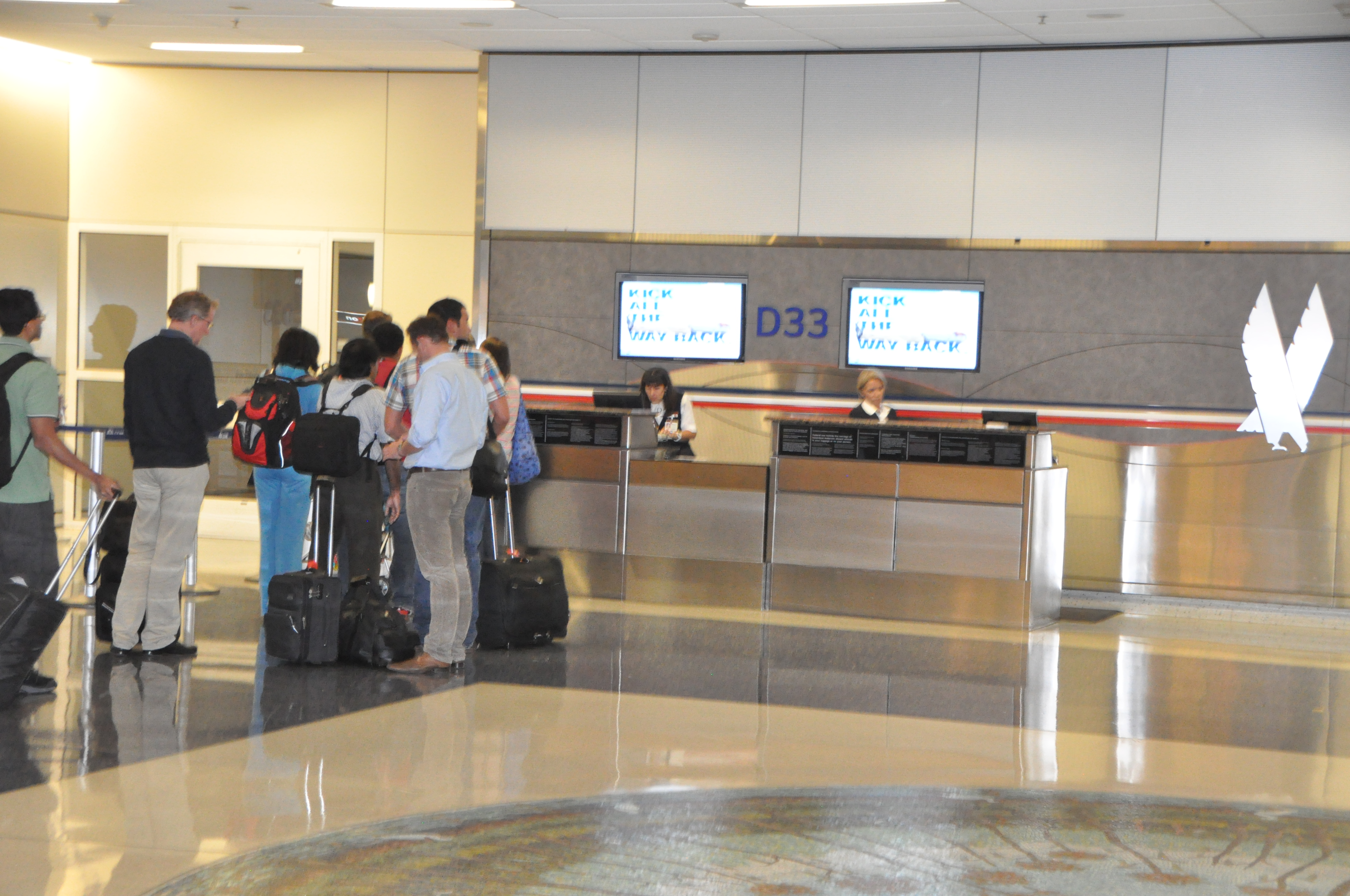 Dallas Fort Worth Airport To Offer Customer Rewards