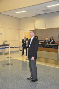 AA CEO Tom Horton at DFW