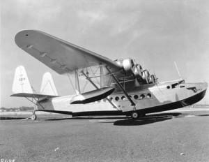 Pan Am Sikorsky S-42 flying boat