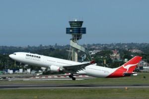 Qantas Airbus A330-300