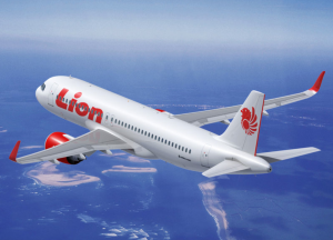 Rendering of Lion Air A320neo