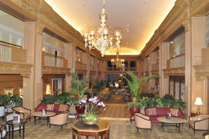 Lobby, Fairmont Olympic, Seattle