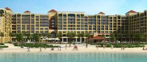Artist's Rendering, Ritz-Carlton Aruba