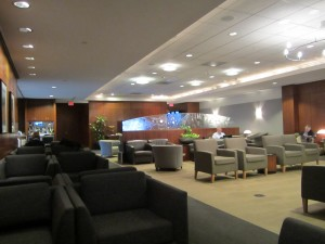 United Global First Lounge IAD2