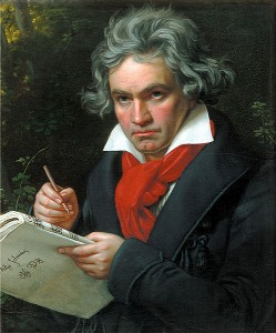 Ludwig van Beethoven joins the Mostly Mozart Festival in 2013