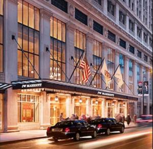 JW Marriott, Chicago