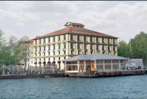 Shangri-La Bosphorus Hotel, Istanbul, Turkey