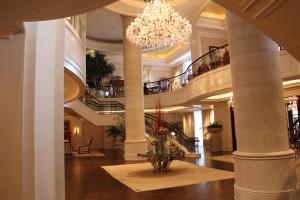 St.Regis Atlanta lobby