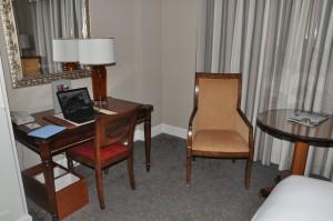 Ritz-Carlton guest room (Half Moon Bay)