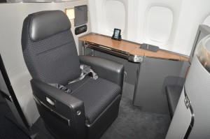 American's new Flagship Suite on the Boeing 777-300ER
