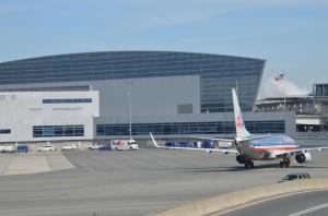 American's terminal at JFK