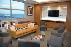 Delta's Sky Lounge at JFK