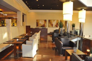 A Westin Executive Club Lounge