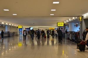 Concourse B, Terminal 4