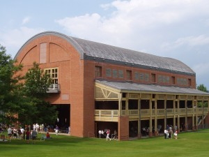 Seiji Ozawa Hall, Tanglewood