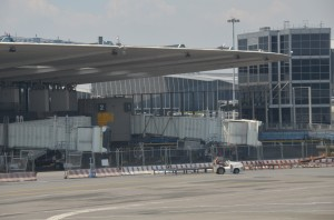 The Worldport after its closing in May