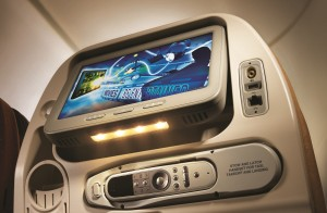 KrisWorld inflight entertainment system