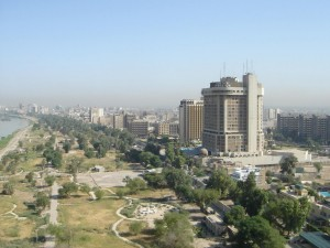 Baghdad, Iraq's Capital