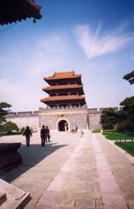 Beiling park in Shenyang