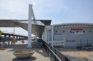 American's Terminal 8 at JFK